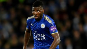 Iheanacho has struggled to  get into Leicester City's first team despite arriving for a record fee of 25 millions pounds