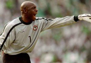 Former Super Eagles goalkeeper and trainer, Ike Shorounmu