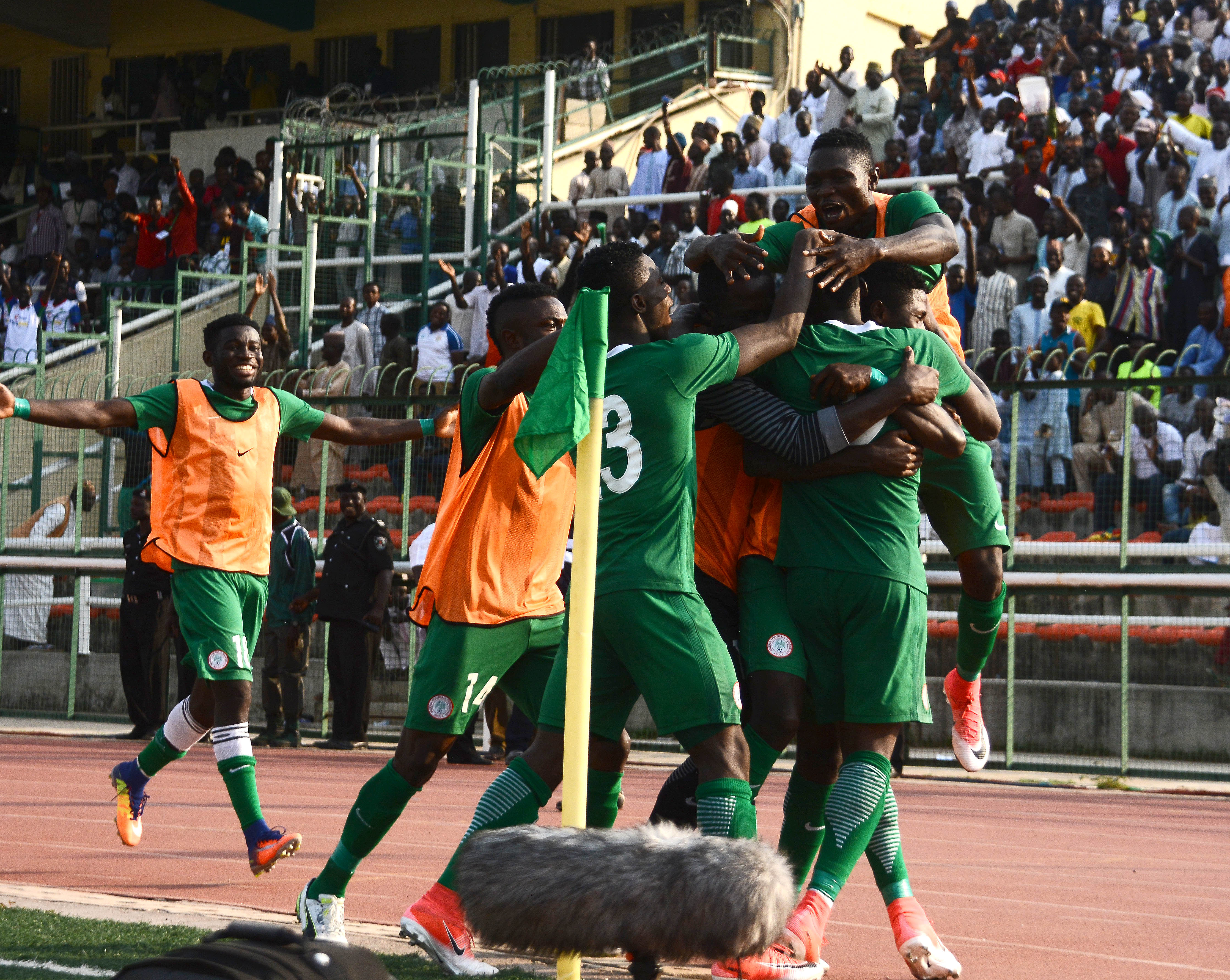 Ezenwa, Ali, Okpotu, 20 others make CHAN 2018 list