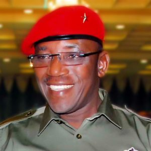 Minister of Youth and Sports, Barr. Solomon Dalung