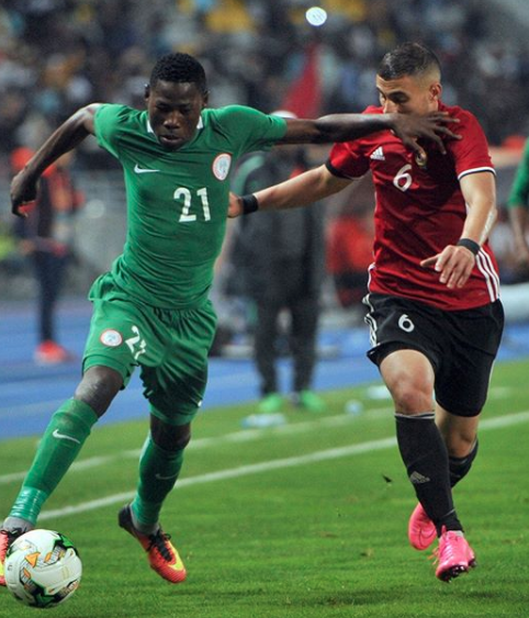 #CHAN2018: Faleye fires Super Eagles past Libya