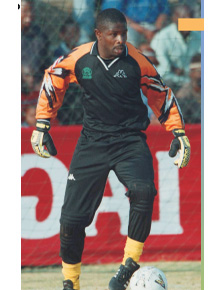 Peterside Idah played for the Super Eagles