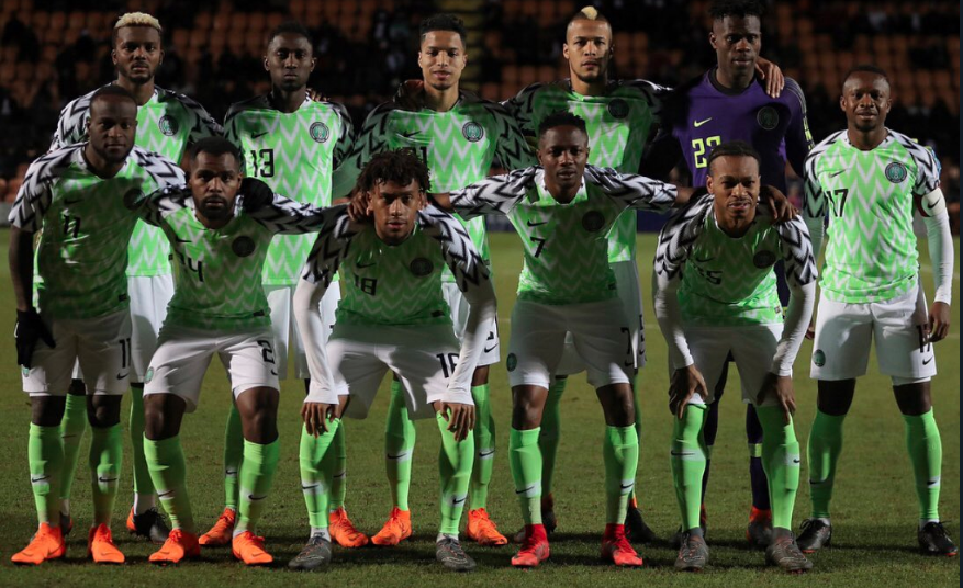 Eagles to get Buhari's blessing for Russia May 29