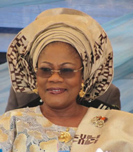 Mrs. Titi Laoye- Tomori, Osun State Deputy Governor