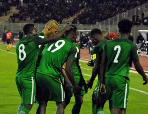 Ogu scored a fantastic goal against Algeria during the qualifiers
