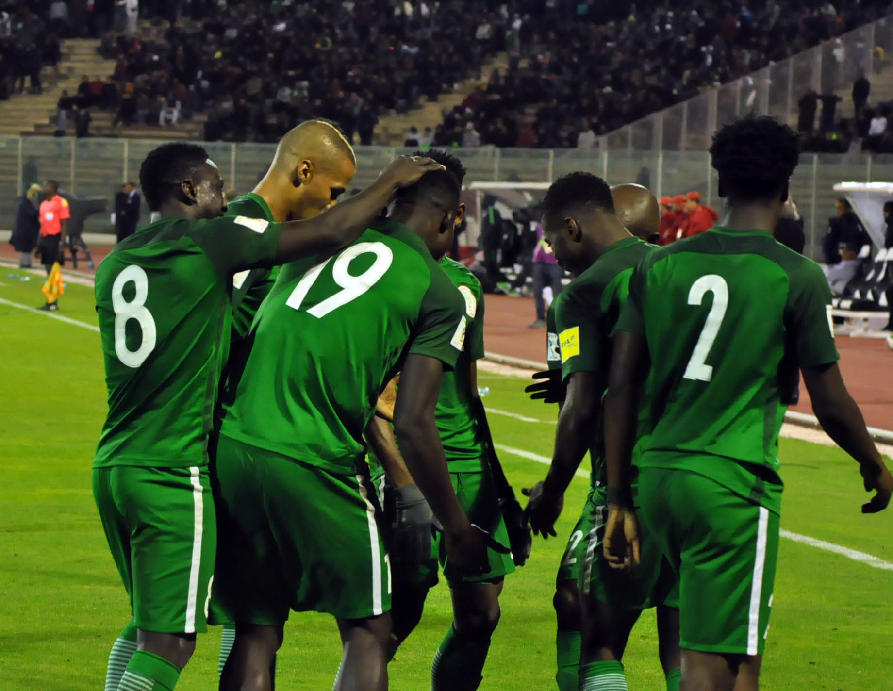 Federation Internationale de Football Association  ranking: Super Eagles maintain 47th position in May