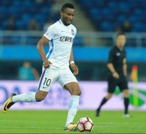 Mikel Obi returned in Teda's 2-0 away loss