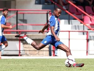 Nwakali was impressive in FC Porto B's first win of the season