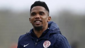 Samuel Eto'o has been a successful footballer