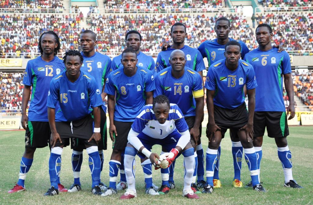 Image result for tanzania afcon 2019