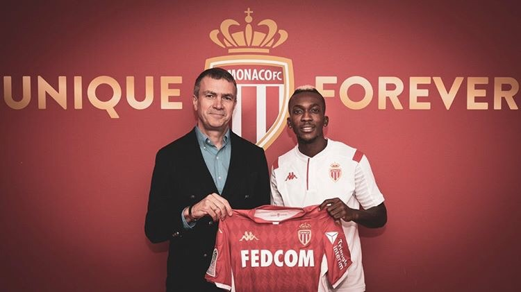 Monaco sign Henry Onyekuru from Everton on permanent transfer
