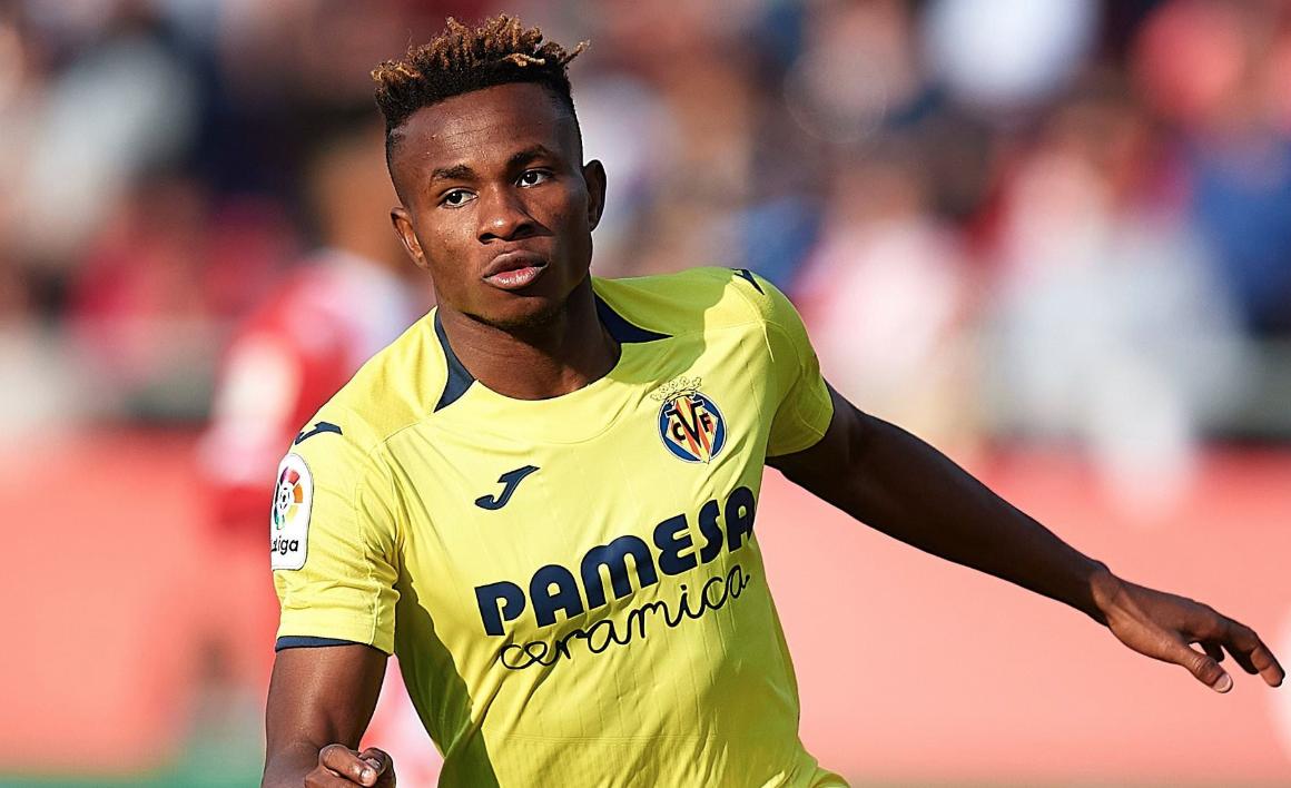 Why Villarreal reject Liverpool's ₦14.1B bid for Chukwueze