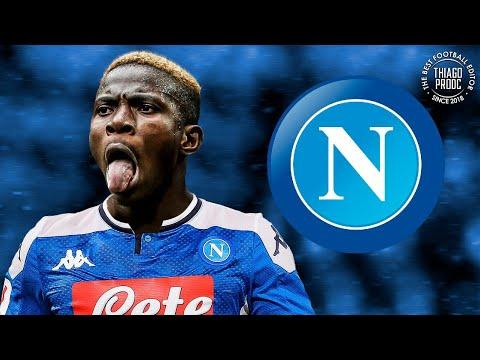 Napoli Set To Unveil Osimhen On Friday Aoifootball Com